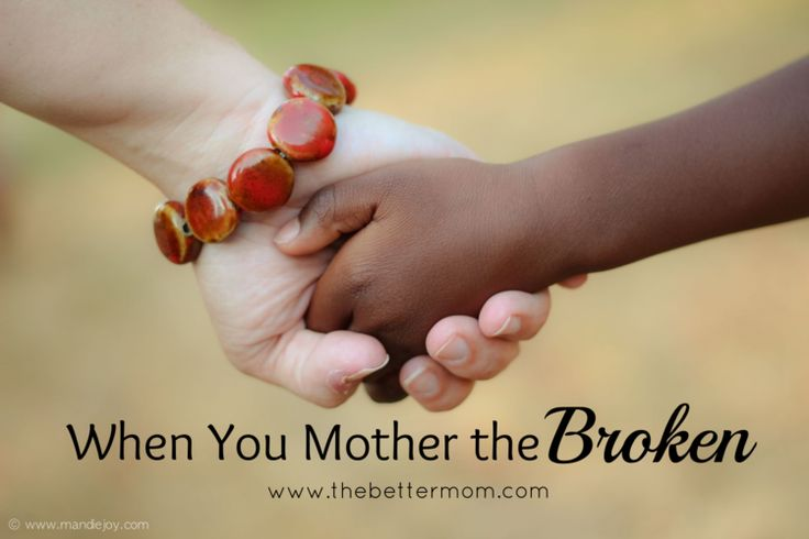 Are you parenting a adopted children? Hurts and pain and gaps can all emerge and motherhood can look quite different than we'd imagined. But God holds out himself to help- for when we mother the broken, we meet the father of the broken...
