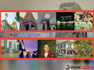 Tempat wisata favorit di Singapore tahun 2017 - 2018 oleh Hotelspore.