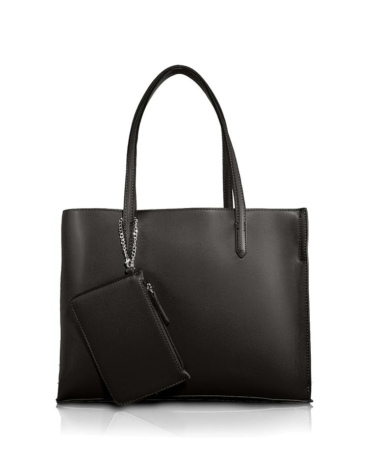 Shopping Bag Classica Media Nera