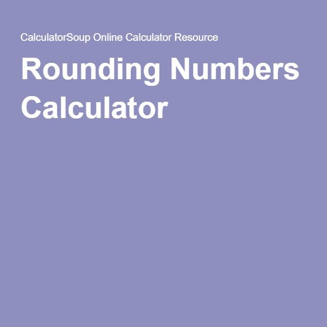 The 25 best rounding decimals calculator ideas on pinterest the 25 best rounding decimals calculator ideas on pinterest decimal value math fractions and teaching fractions urtaz Gallery