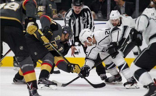 Vegas Golden Knights vs Los Angeles Kings
