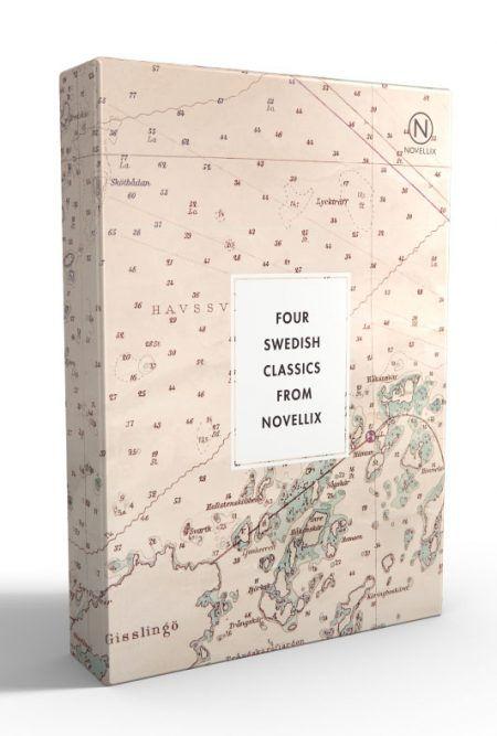 Box with four Swedish Classics - NOVELLIX