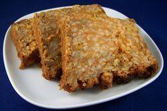 Linzen gehaktbrood, veganistisch