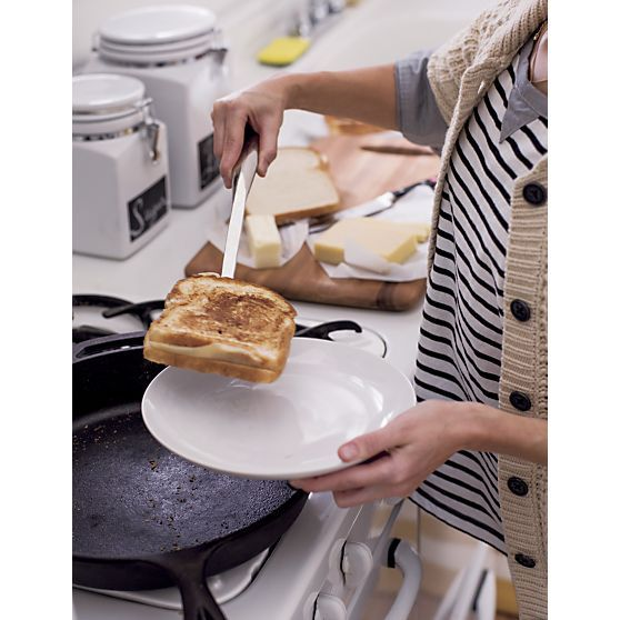 Lodge® Cast Iron 12 Skillet in Top Cookware, Bakeware | Crate and Barrel