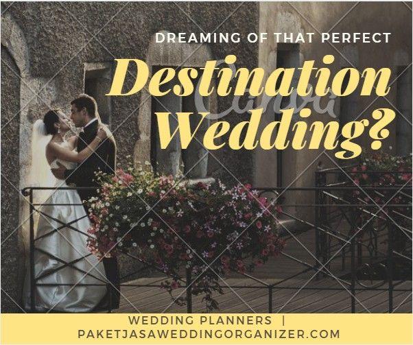 Pin Di Paket Jasa Wedding Organizer Bagus