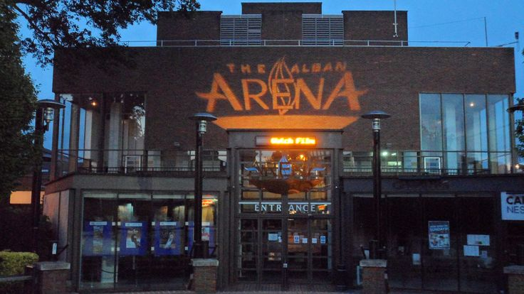 The Alban Arena