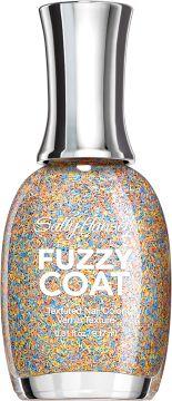 Fuzzy Coat™ | Sally Hansen, all yarned up