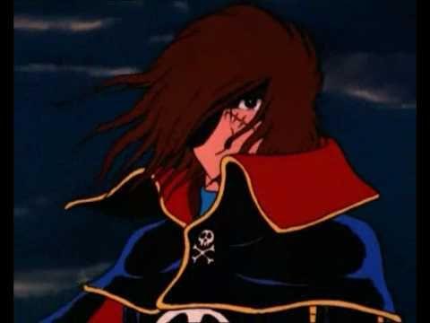 Capitan Harlock - Sigla Iniziale