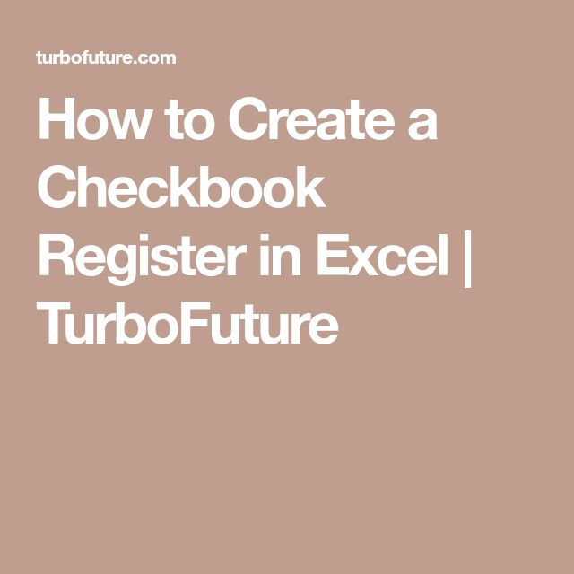 how to create a check in excel