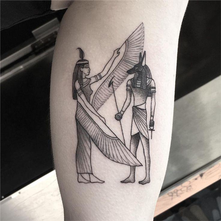 de 25 mest popul re id er om anubis tattoo p pinterest samurai tattoo egyptisk mytologi og. Black Bedroom Furniture Sets. Home Design Ideas