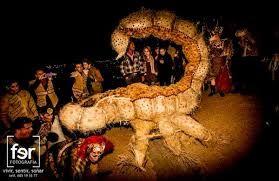 Resultado de imagen de carnaval de aguilas 2016
