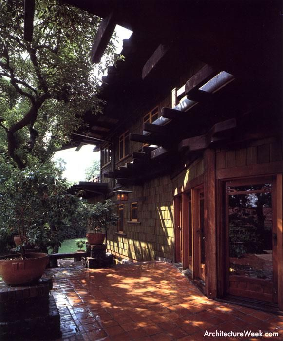 Three Brothers Bungalows: 118 Best Architecture. Greene & Greene Images On Pinterest