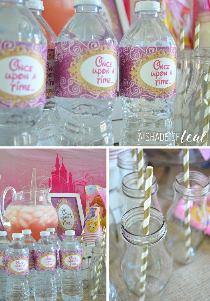 Princess Drink Bottle