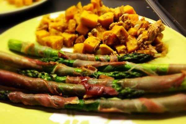 Thunfisch salat paleo