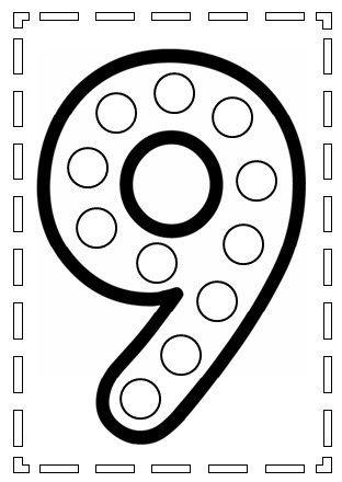 Le chiffre 9