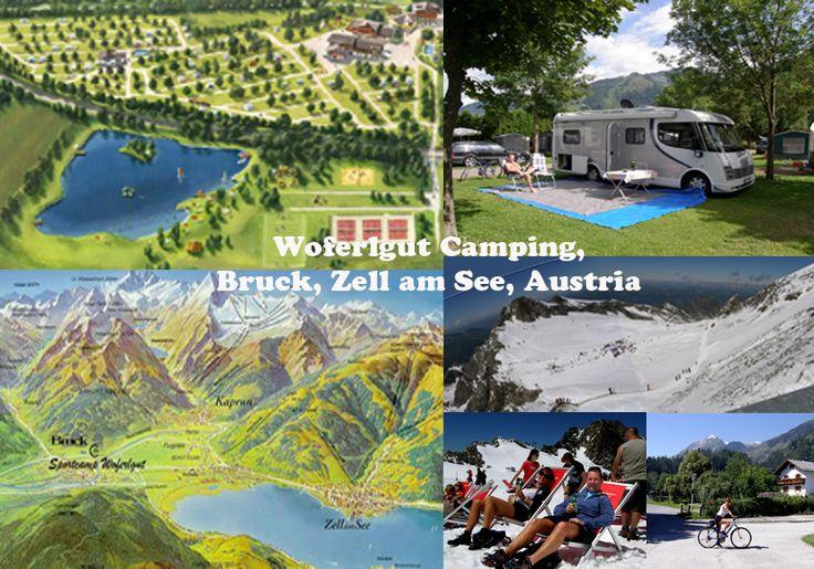 Woferglut Camping, Bruck, Zell am See, Austria