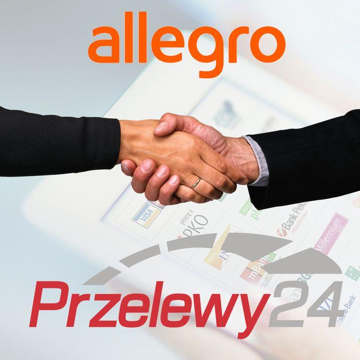 Czy wiecie, że Allegro wprowadziło nową formę płatności? Chodzi o usługę Przelewy24. Na razie testować mogą ją wybrani sprzedający, a już od 26 października będzie dostępna dla wszystkich.  http://e-prom.com.pl 📱 792 817 241 📩 biuro@e-prom.com.pl  #obsługaallegro #allegro #płatnościallegro #przelewy24 #aktualności
