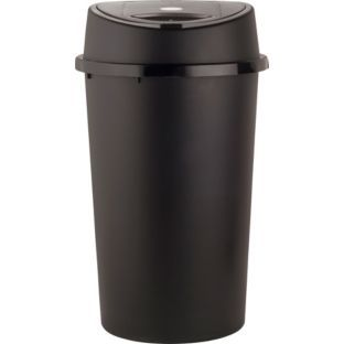 Buy 45 Litre Touch Top Kitchen Bin - Black at Argos.co.uk - Your Online Shop for Kitchen bins.