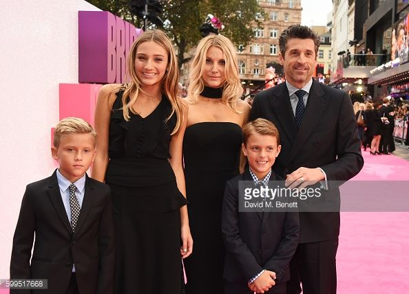 patrick dempsey's daughter tallula fyfe dempsey | ... Dempsey Tallula Fyfe Dempsey and Sullivan Patrick Dempsey attend the