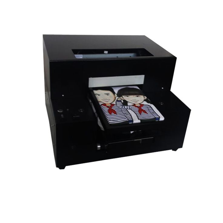 DTG dark color t shirt Printing A4 size flatbed machine ( DHL/Fedex shipping free ) //Price: $1584.13//     #electonics