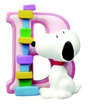 Oh my Alfabetos!: Snoopy