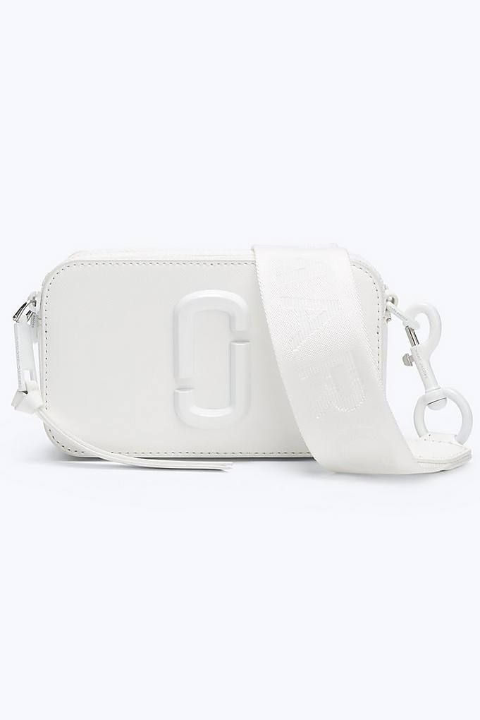 bca4b6df4e Marc Jacobs Snapshot DTM Small Camera Bag in Moon White | Marc Jacobs Bags  & Wallets in 2019 | Marc jacobs snapshot bag, Bags, Small camera