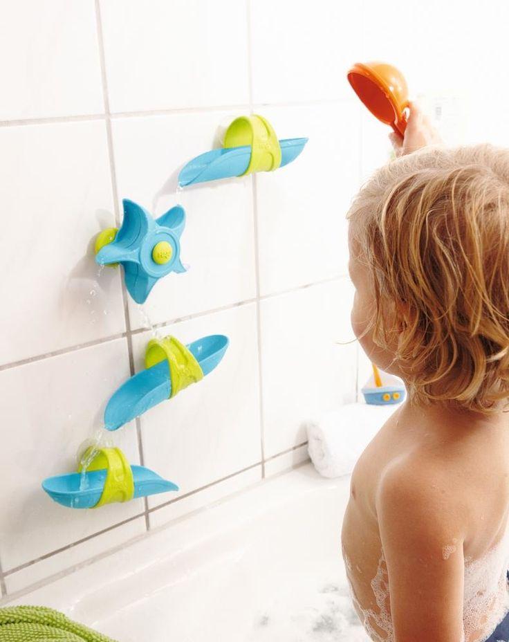 Wodny łazienkowy kulodrom Haba | ZABAWKI \ Gry i zabawy \ Zabawki do kąpieli NA PREZENT \ Prezent uniwersalny Haba | Hoplik.pl wyjątkowe zabawki