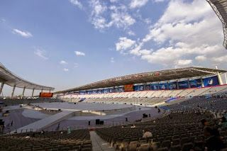 特亜ボイス: 仁川アジア大会はガラガラ、中国ネットでは・・・「最低の開会式。コンサートなのか?」「韓国人は昔から何...