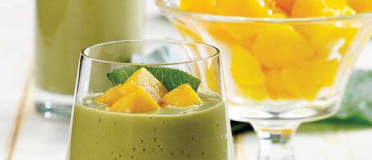 Kuvings: Più leggero di un frappè: smoothie kiwi, mango e ananas