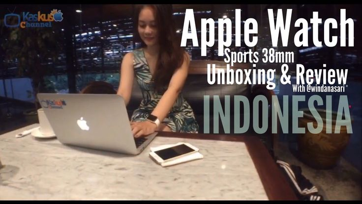 nice Unboxing & Quick Review Apple Watch Sports 38mm Bahasa Indonesia - iKaskus Channel Check more at http://gadgetsnetworks.com/unboxing-quick-review-apple-watch-sports-38mm-bahasa-indonesia-ikaskus-channel/