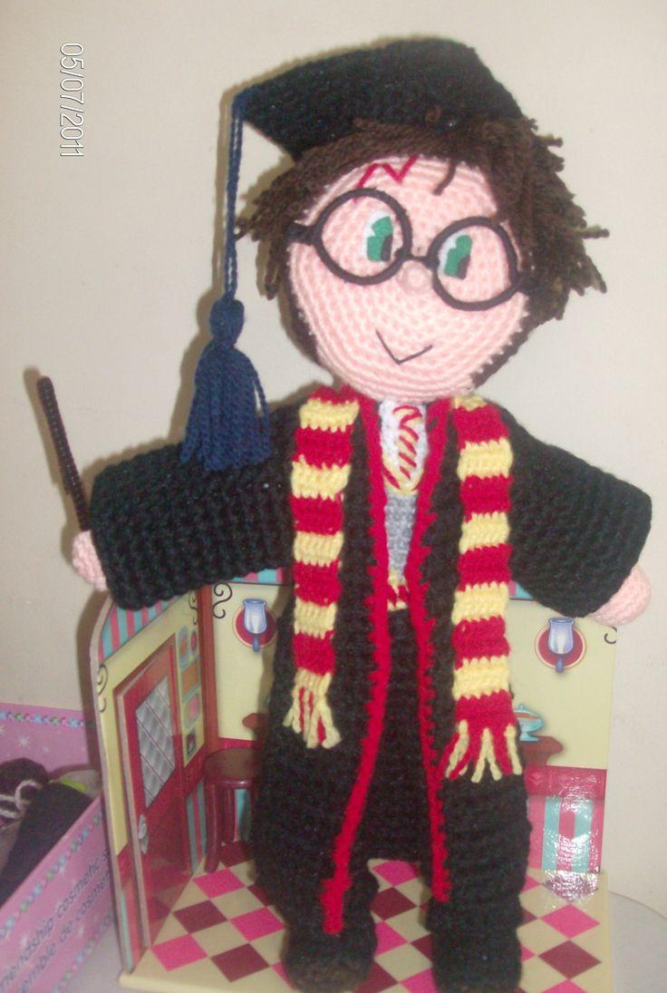 Patrones Amigurumi Harry Potter : 127 mejores imagenes sobre Dolls Handmade and Clothes en ...