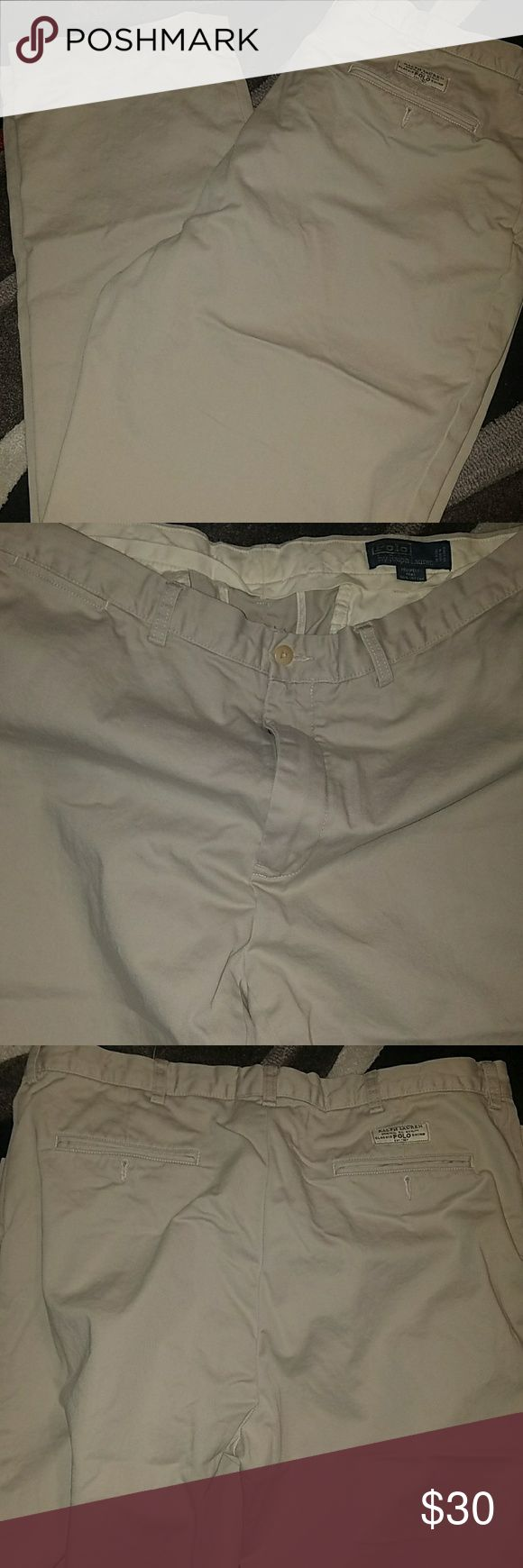 Mens khaki pants Ralph Lauren Polo Classic chino pants Ralph Lauren Pants Chinos & Khakis