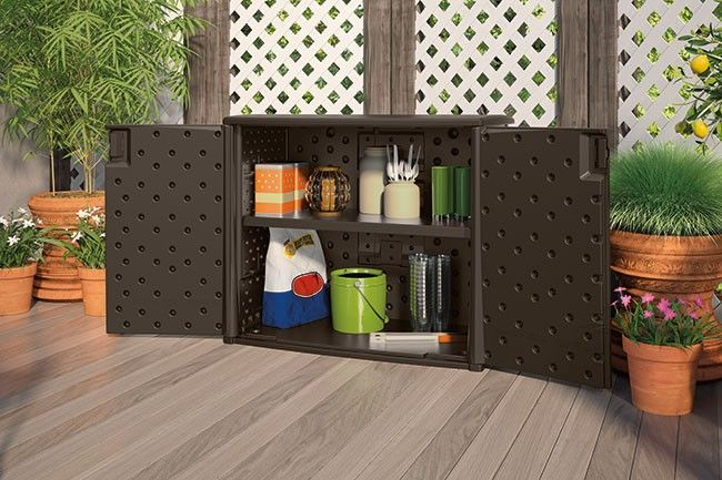Outdoor Cabinet - Suncast® Corporation