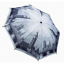No one will be able to rain on your parade with this scenic London umbrella!