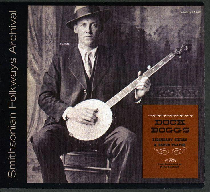 Dock Boggs - Dock Boggs: Legendary Singer and Banjo Player