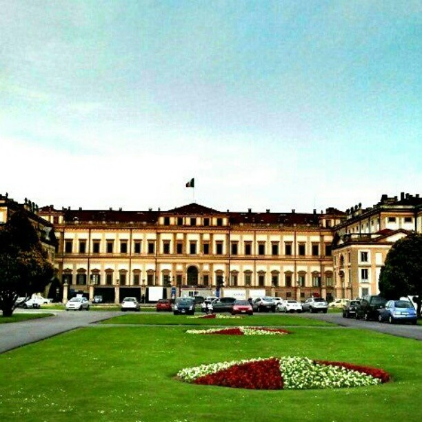Villa Reale Monza (MB) Italy