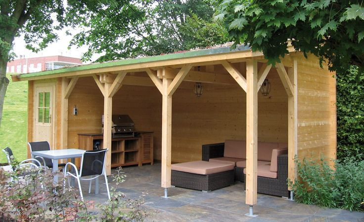 L shaped deck shed ideas for outdoor living for L shaped shed