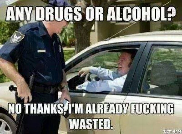 Any drugs or alcohol meme - http://www.jokideo.com/