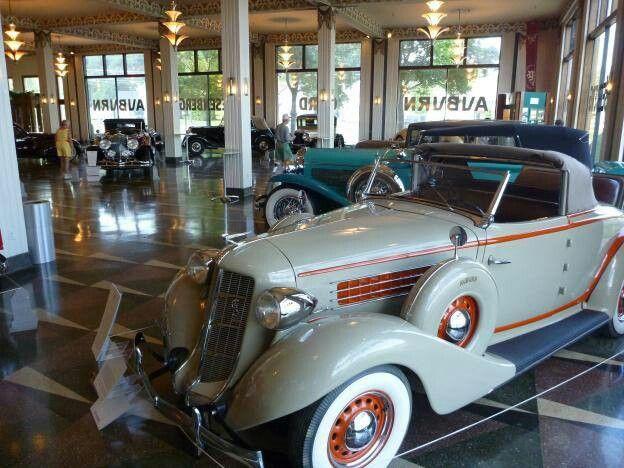 Auburn Indiana1936 Auburn, Auburn Indiana, Auburn Cabriolet