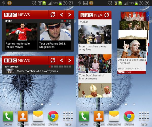 01-Android-News Widget-BBC-News