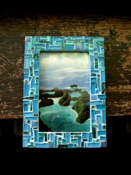 Tile Picture framing ideas | Top 10 DIY Gift Ideas