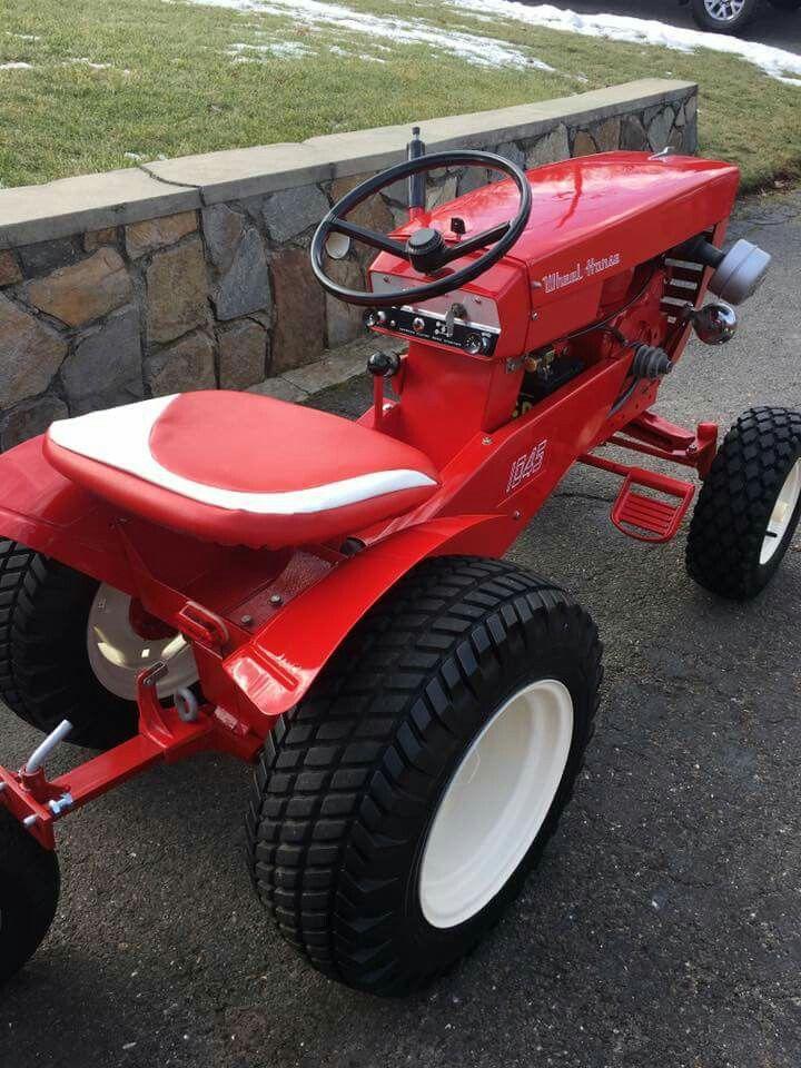 Best Wheel Horse Tractors : Best wheel horse garden tractor images on pinterest