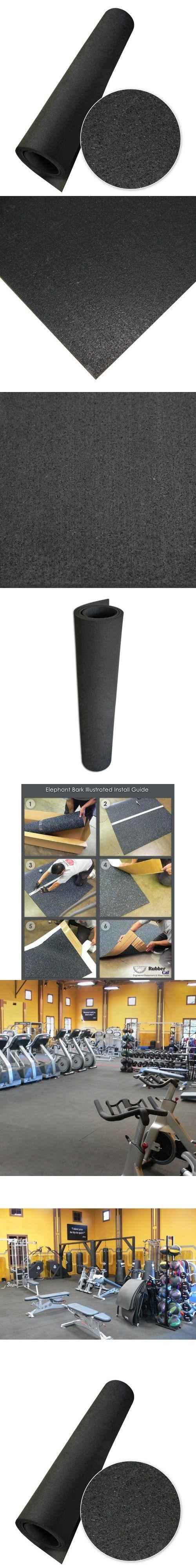 Mini cooper rubber floor mats uk - Rubber Cal Elephant Bark Rubber Flooring Inch X X Rubber Mat Black