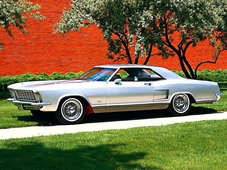 1963 Buick Riviera Silver Arrow