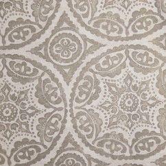 Tissu décor maison - Monroe - Ania Paisley Taupe