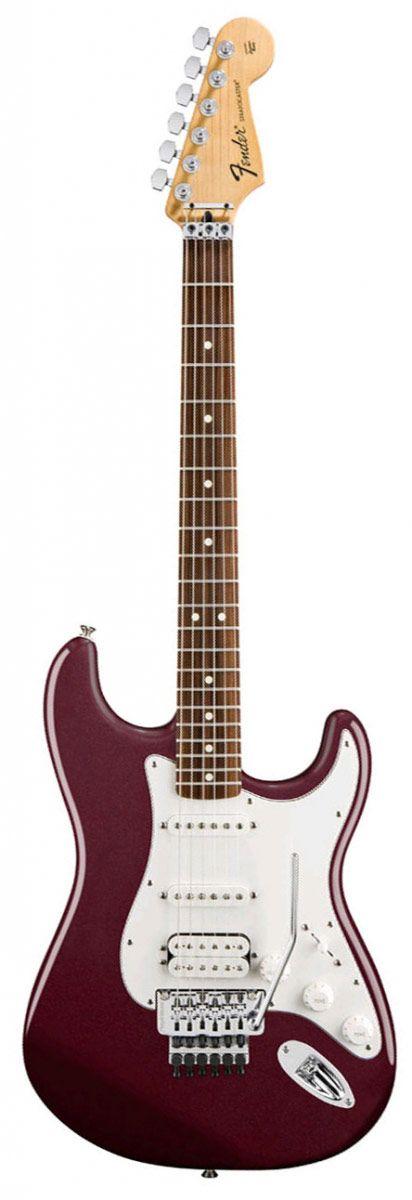 Fender Stratocaster w Floyd Rose
