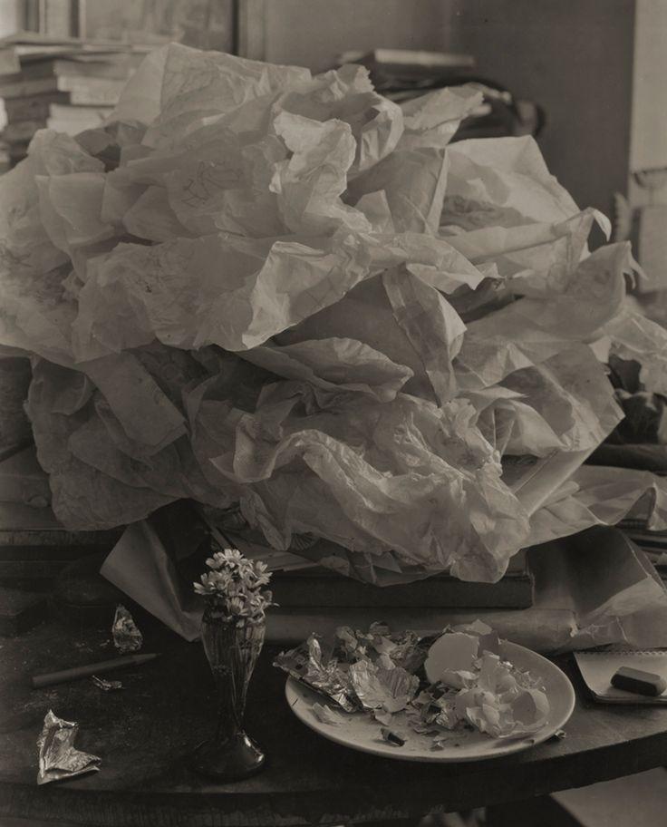 Labirinto sulla mia tavola, 1967. - (Josef Sudek)