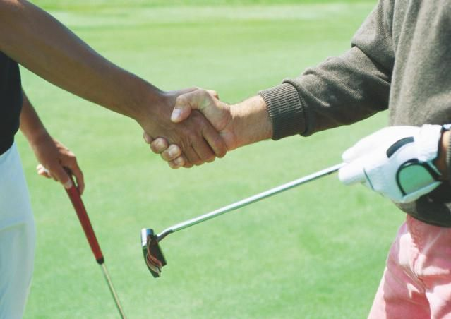 Brush up on golf etiquette to help keep the game enjoyable.