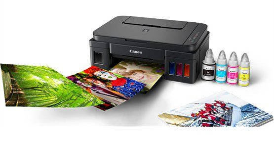 Printer CANON PIXMA G3000 Ink Efficient G-Series - http://connexindo.com/printer-canon-pixma-g3000-ink-efficient-g-series.html
