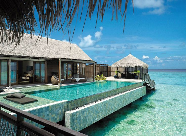 Shangri-La's Villingili Resort and Spa in the southern most atoll of the